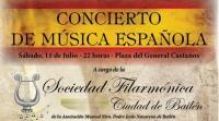Cabecera - Concierto de Música Española - 2015